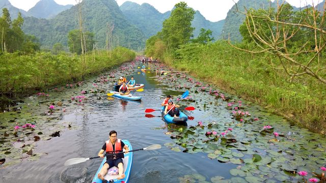 Kayak bơm hơi
