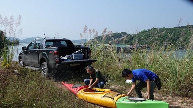 Kayak tháo rời